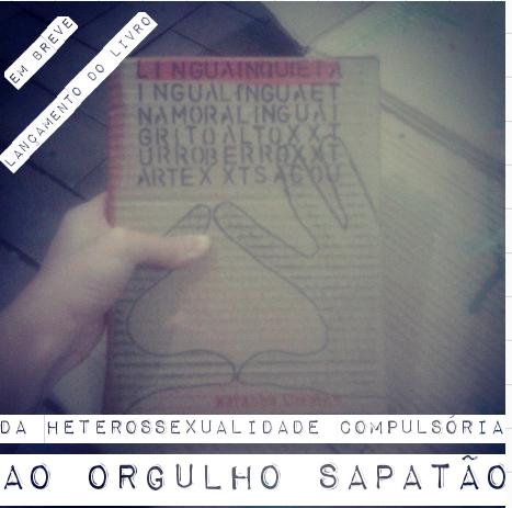 Língua Inquieta - O Livro